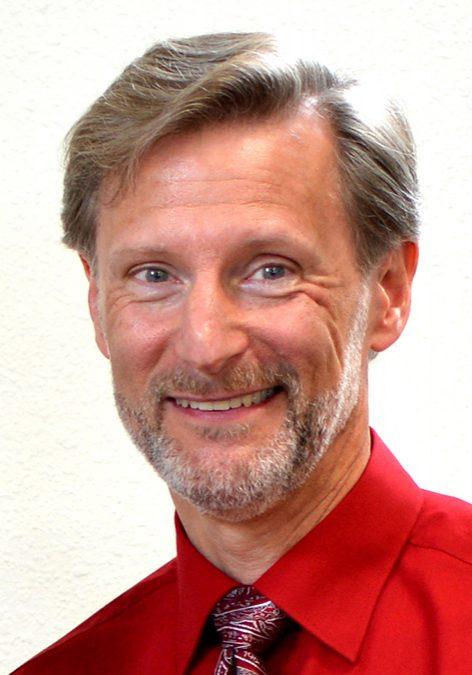 Pastor Mark Olson